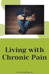 Living with chronic pain. SAVE FOR LATER