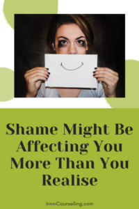 Shame Might Be Affecting You More Than You Realise. Pinnable image
